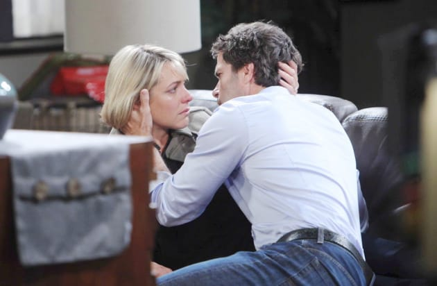 Nicole Dreams of Daniel - Days of Our Lives