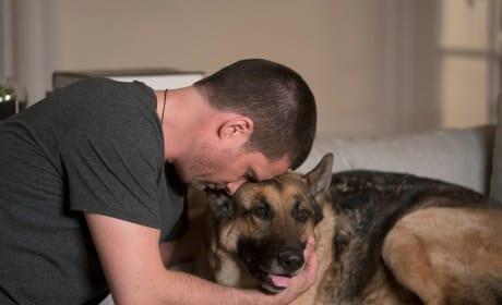 A Veteran and His Dog