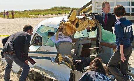 Holmes Investigates a Crash