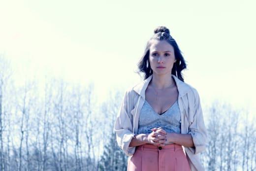 Angel in White - Wynonna Earp Season 3 Episode 12
