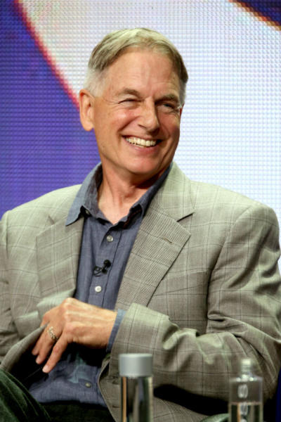 Mark Harmon at TCAs