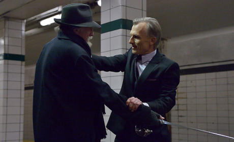 For Services Rendered Scene - The Strain