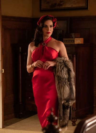 Rita Fur Stole - Why Women Kill Season 2 Episode 6