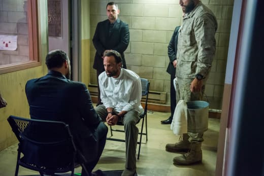 Interrogation - Six Season 1 Episode 6