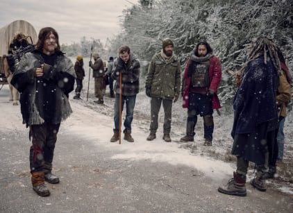 Watch The Walking Dead Season 9 Episode 16 Online