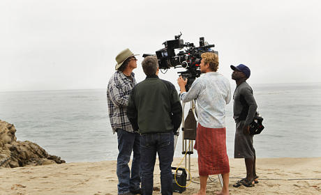Simon Baker Directs