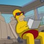 A Fun Work Environment - The Simpsons