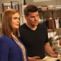 Brennan and Booth Discuss the Investigation with a Psychic - Bones Season 10 Episode 11