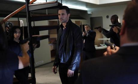 Ward on the Bus - Agents of S.H.I.E.L.D. Season 2 Episode 9