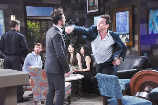 Another Fight Between Brothers - Days of Our Lives