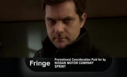 Fringe Return Promo: Help Me Get Back Home