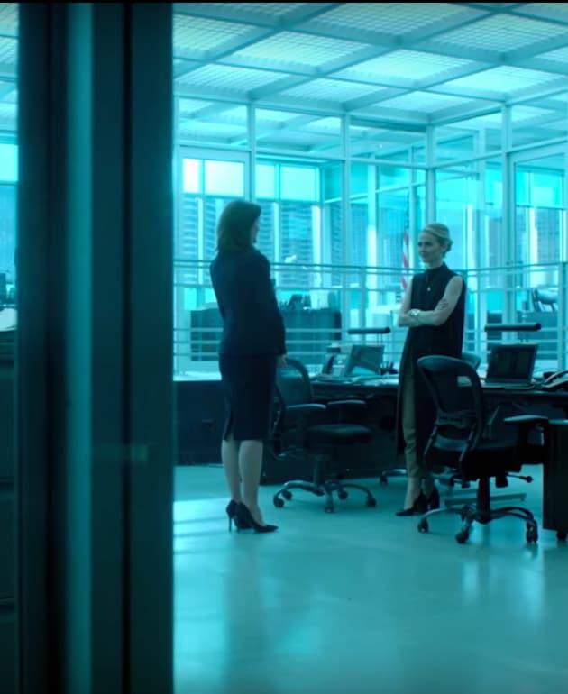 Unexpected Meeting - Quantico Season 2 Episode 10