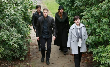 Finding a Way Home - Once Upon a Time Season 5 Episode 22