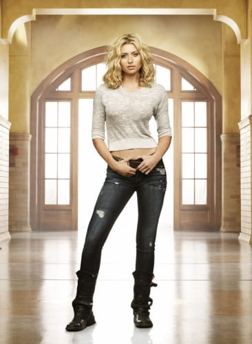 Aly Michalka Picture