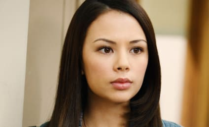 Janel Parrish To Be Robbed on The Mysteries of Laura