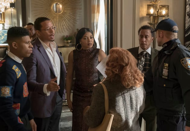 More legal trouble for the Lyons? - Empire Season 3 Episode 15