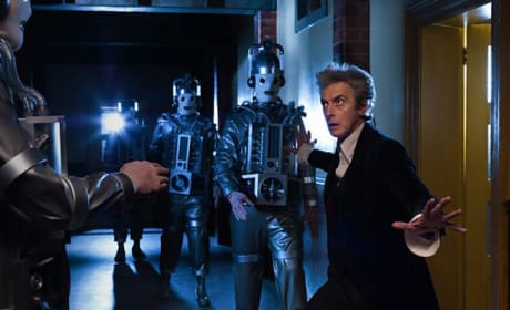 Pledged to Protect - Doctor Who