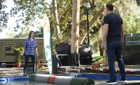 The Log Rolling Contest - Bones Season 12 Episode 6