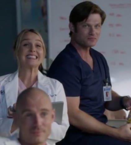 Disaster Parents  - Grey's Anatomy Season 18 Episode 2