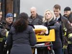 51 on scene - Chicago Fire Season 9 Episode 9
