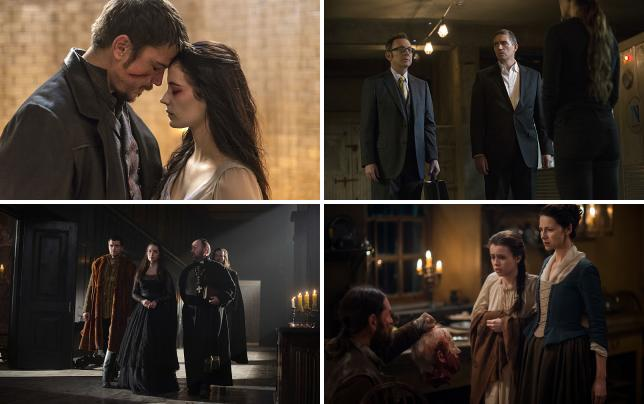 the 100 season 3 episode 1 ending relationship