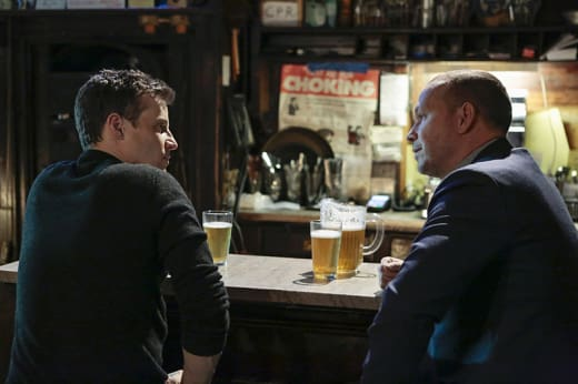 Jamie and Danny Disagree - Blue Bloods
