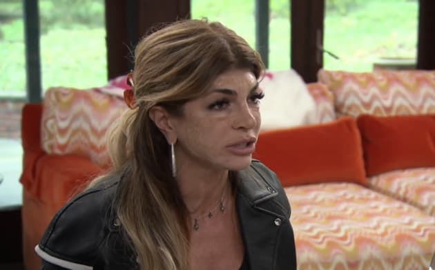 Cursing Out a Friend - The Real Housewives of New Jersey