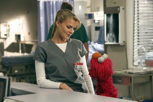 Elmo and Denise
