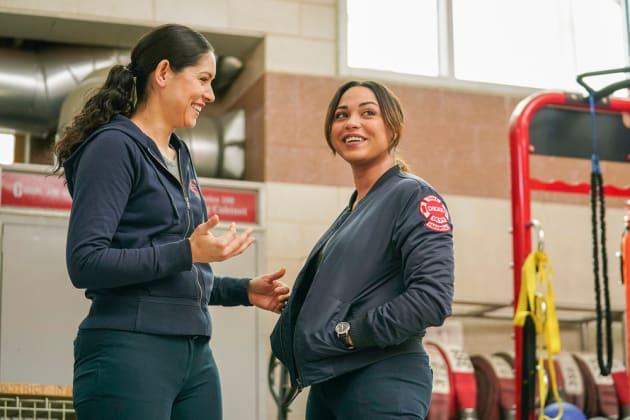 Spill It - Chicago Fire Season 6 Episode 21
