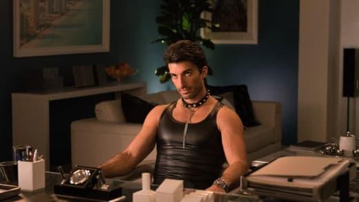 Kinky Rafael - Jane the Virgin Season 4 Episode 9