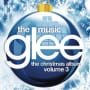 Glee cast white christmas