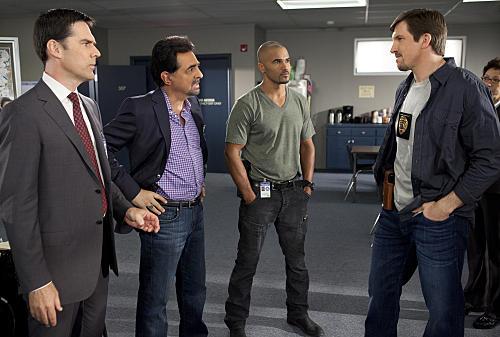 Dallas Clark on Criminal Minds