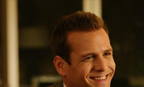 Harvey Tries to Impress George - Suits Season 9 Episode 4