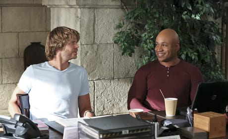 What is Deeks Hiding? - NCIS: Los Angeles