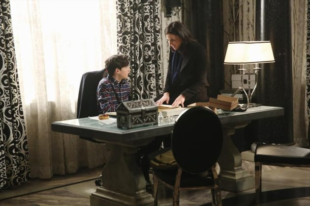 A New Plan - Once Upon a Time Season 4 Episode 14