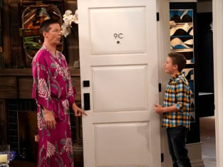 A Grandson - Will & Grace