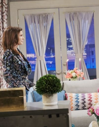 """(TALL) Marlena Confronts """"Hope"""" - Days of Our Lives"""