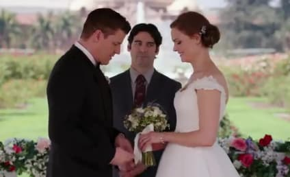 Bones Wedding Video: Relive the Magic!