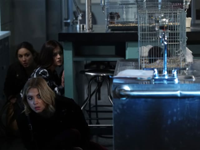 You Can't See Me - Pretty Little Liars  Season 6 Episode 6