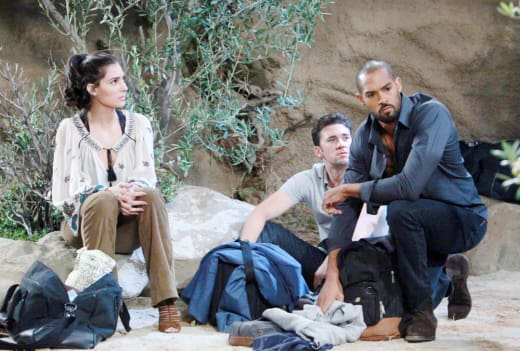Stranded on a Desert Island - Days of Our Lives