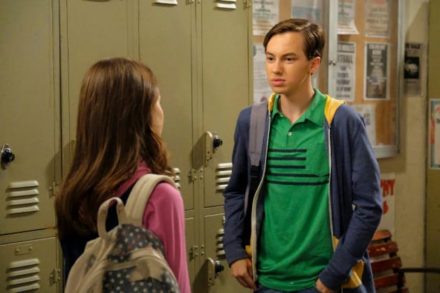 Tension - The Fosters Season 4 Episode 15