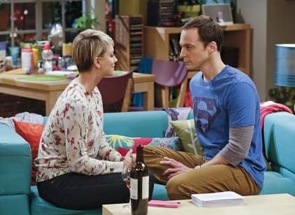Watch The Big Bang Theory Season 8 Episode 16 Online