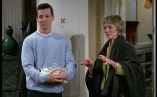 Jack Tells His Mom He's Gay, Will & Grace