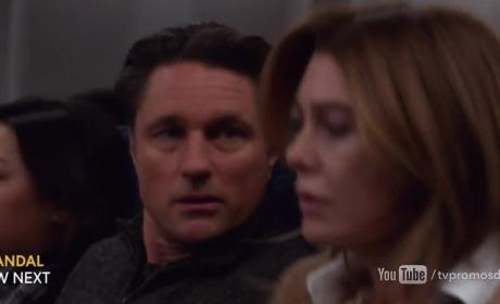 Grey's Anatomy Promo: In The Air Tonight