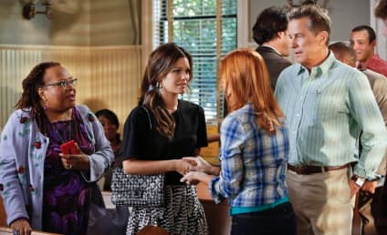 Hart of Dixie Review: Lemon and Her Squeeze