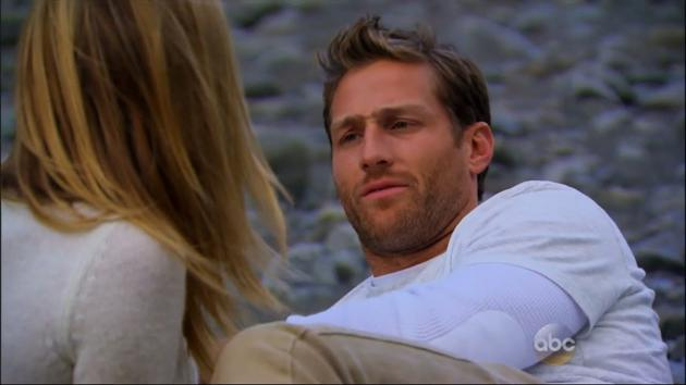 Juan Pablo and Clare Talk