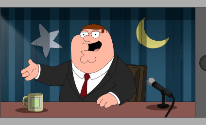 Family Guy Season 16 Episode 18 Review: HTTPete