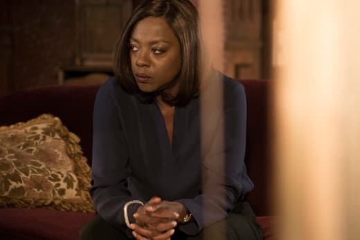 A Stern Look - How to Get Away with Murder Season 4 Episode 10