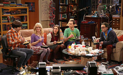 The Big Bang Theory Review: Introducing the Chatterbox