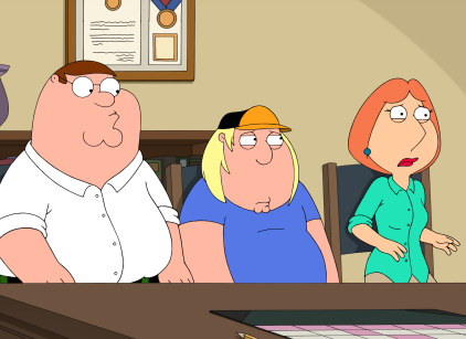 Watch Family Guy Season 14 Episode 13 Online